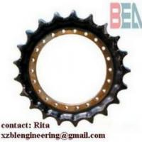 Large picture sprocket , undercarriage parts