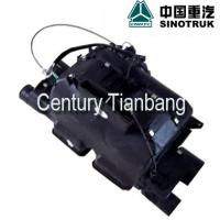 Large picture sinotruk howo truck parts heater assembly