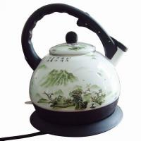 Large picture DW18-10H Enamel Electric Kettle