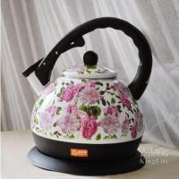 Large picture DW18-10D Enamel Electric Kettles
