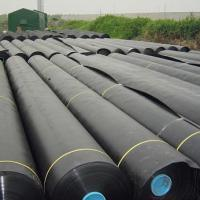 Large picture HDPE Geomembrane