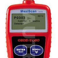 Large picture OBDII code reader