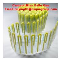Large picture plastic drinking straw
