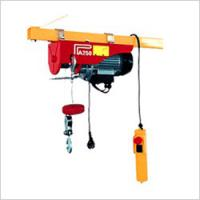 Large picture electric hoist