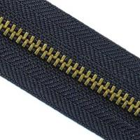 jacket zipper, metal zipper, apparel zipper