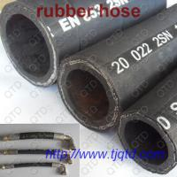 Large picture hydraulic rubber hose(SAE)