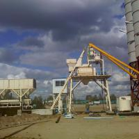 Large picture HZS150 MIXING PLANT