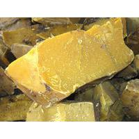 Large picture crude beeswax