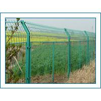 Large picture wire fence