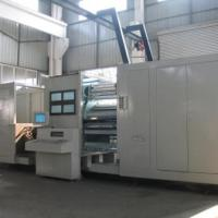 Large picture DC, MF sputter web coater