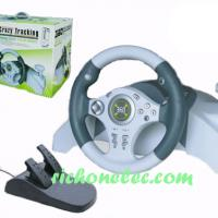 Large picture Xbox360 Steering Wheel