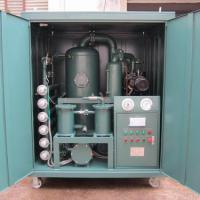 Large picture High-Efficiency Transformer Oil Treatment Machine