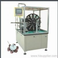 Large picture wave shape winding machine