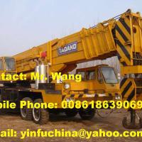 Large picture 160T tadano TG-1600M truck/mobile hydraulic cranes