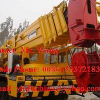 Large picture 120T tadano TG1200M truck/mobile hydraulic cranes