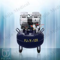Large picture dental supply silent oil free air compressor