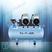 Large picture dental supply oil free air compressor