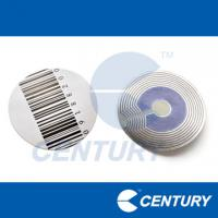 Large picture rf security tag