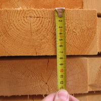 Large picture Red wood Sawn Timber