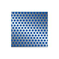 Large picture Perforated metal