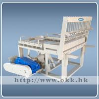 Large picture clay brick parting machine