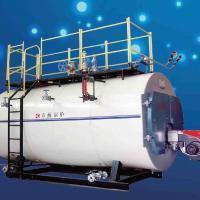 Large picture Oil/Gas steam boiler