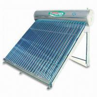 Large picture Non-pressure System Solar Water Heater