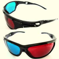 Large picture Plastic 3d glasses