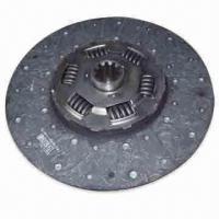 Large picture SINOTRUCK HOWO TRUCK PARTS clutch disc