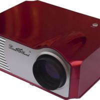 Large picture projector
