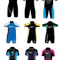 Large picture Neoprene Surfing Wetsuits EN-SS07