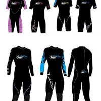 Large picture Neoprene Surfing Wetsuits EN-SS10