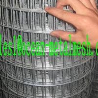 Large picture welded mesh