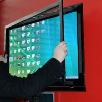 Large picture ir touch screen panel