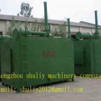 Large picture carbonization  furnace