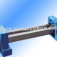 Large picture Sawtooth-shaped slab deburring machine