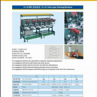 Large picture spool winding machine