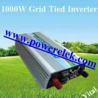 Large picture 1000 watts 800 watts Grid Tied Power Inverters