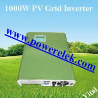 Large picture PV on grid tied inverter 1KW to 300W 46-75VDC