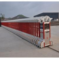 Large picture automatic retractable gates