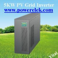 Large picture 5KW PV on grid tie inverter can use with batteries