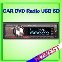 Large picture In dash car cd dvd player with usb sd