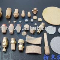Large picture Sintered Metal Powder Filter Elements