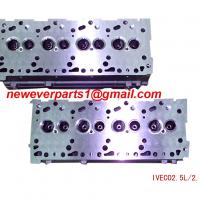 Large picture Iveco 2.5L /2.8L Cylinder head