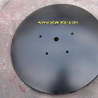 Large picture harrow disc