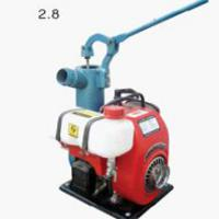 Large picture gasoline engine water pump 2.8HP