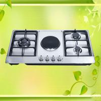 Large picture Electric + Gas Stove