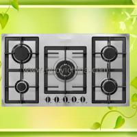 Large picture cooker range