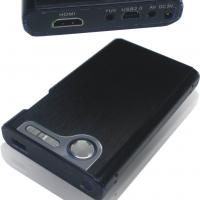 "Large picture 2.5"" HD Media Player"