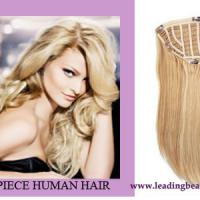 Large picture Clip in hair extensions